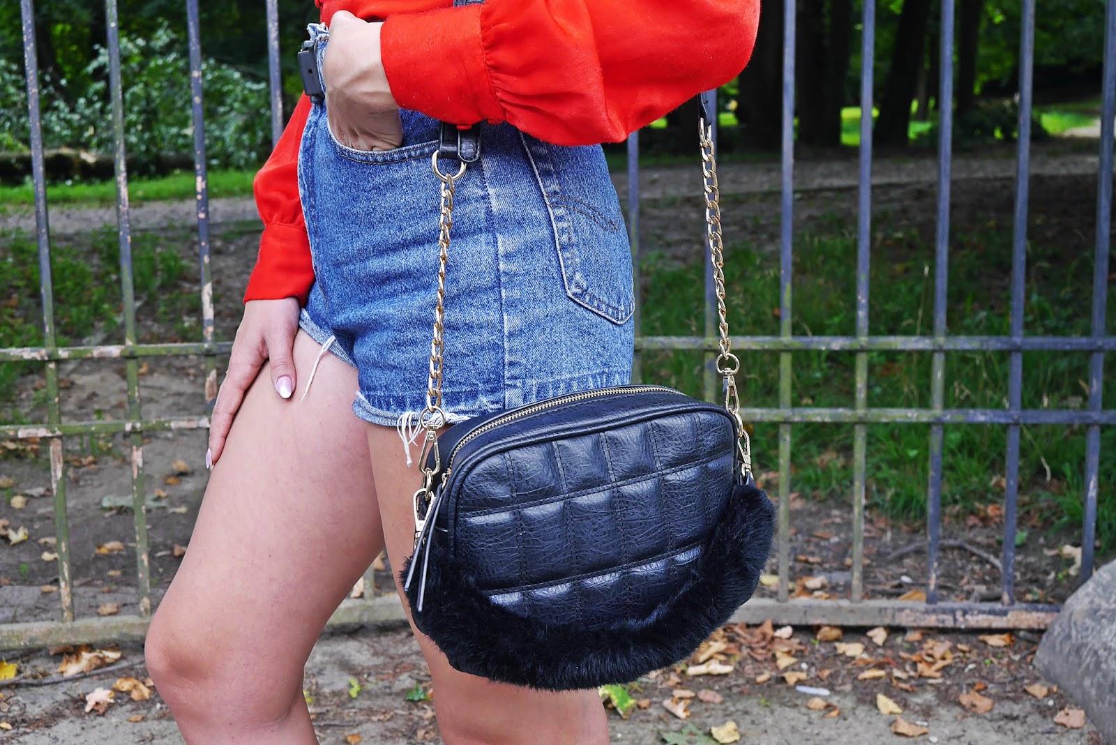 torebka bonprix czarna karyn blog modowy blogerka modowa