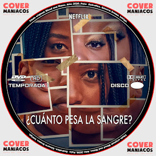 CUANTO PESA LA SANGRE? - BLOOD AND WATER 2020 [COVER - SERIES - DVD]