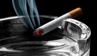 larang merokok