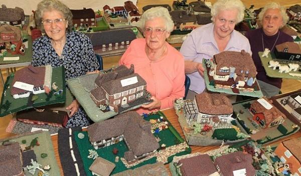 23 años para hacer una Ciudad de Crochet