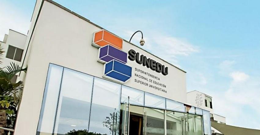 SUNEDU supervisa el cumplimiento de obligaciones de universidades denegadas