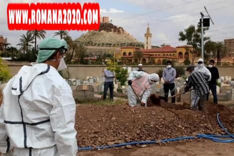 أخبار المغرب: مندوبية السجون تنعي موظفا توفي بسبب فيروس كورونا المستجد covid-19 corona virus كوفيد-19