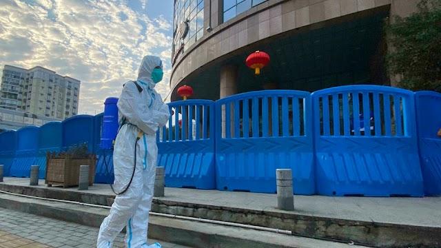 China slams WHO plan to audit Wuhan lab in study of coronavirus origins