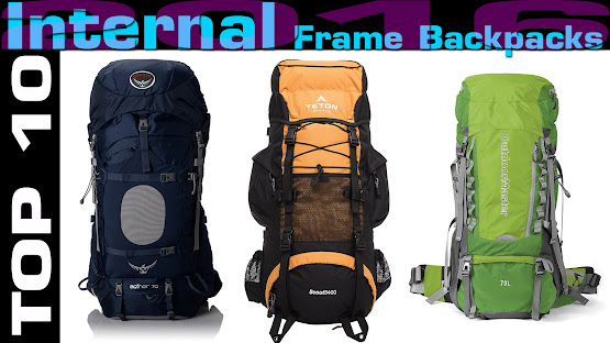 Top 10 Review Products-Top 10 Internal Frame Backpacks 2016