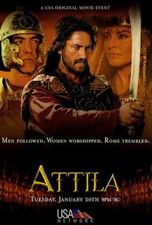 Attila แอททิล่า…มหานักรบจ้าวแผ่นดิน