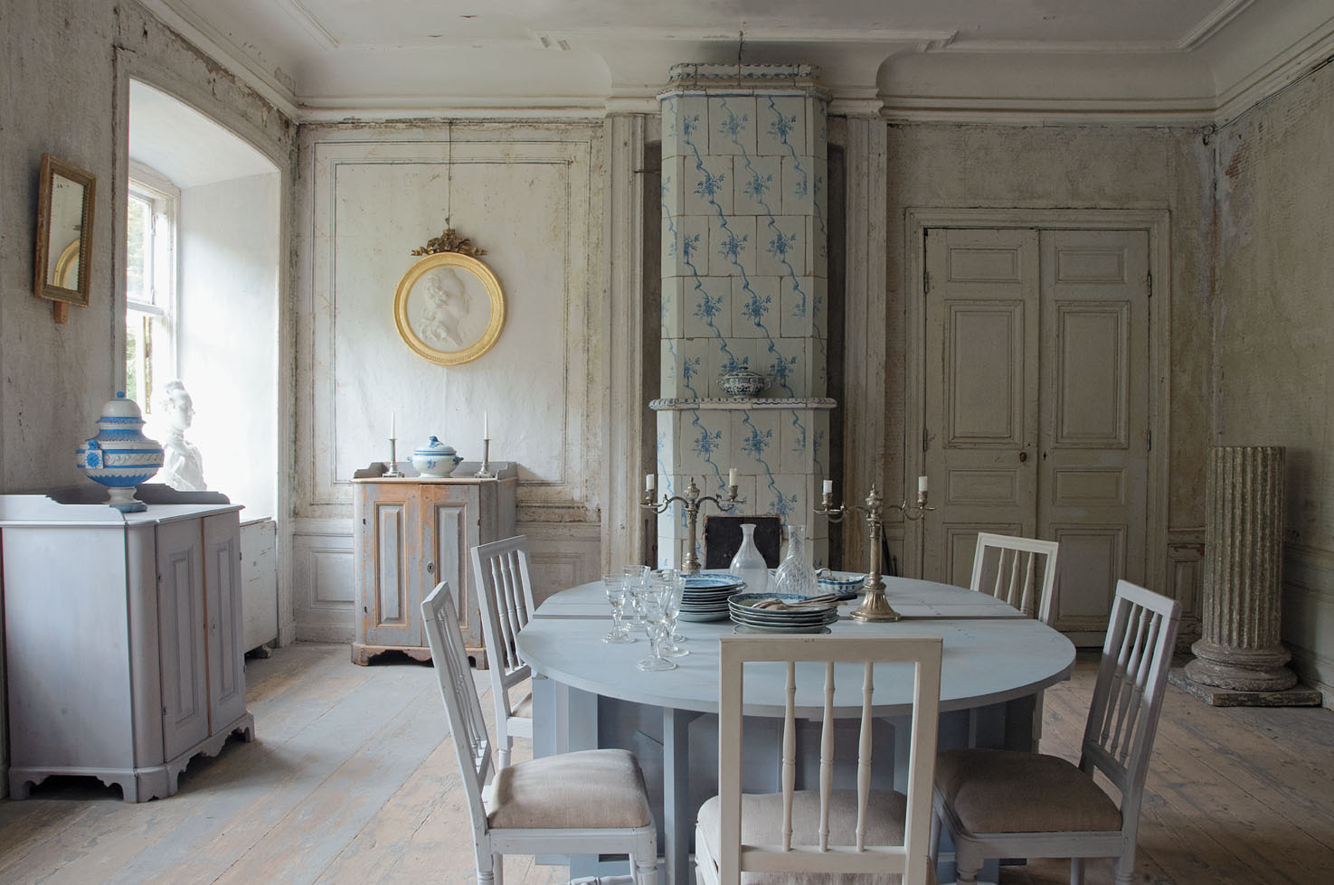 European Country Decorating Style
