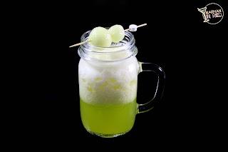 coctel fantasia verde