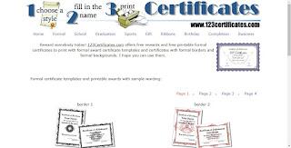 123Certificates
