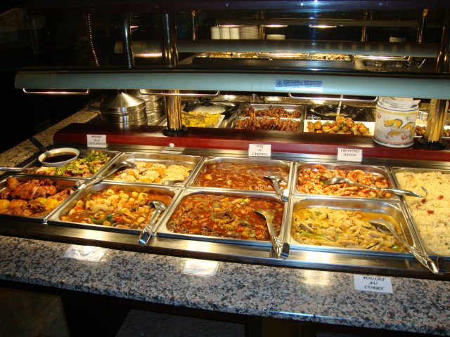 Restaurant Asiatique Buffet A Volonte Brest