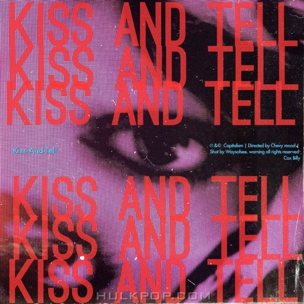 COX BILLY – Kiss and Tell – Single