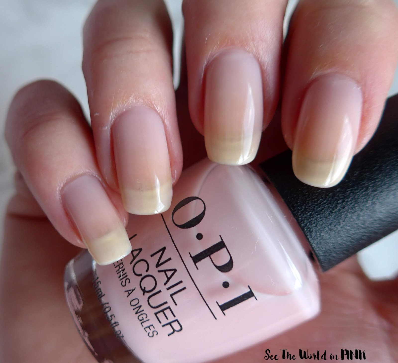 OPI Always Bare For You - Baby, Take A Vow