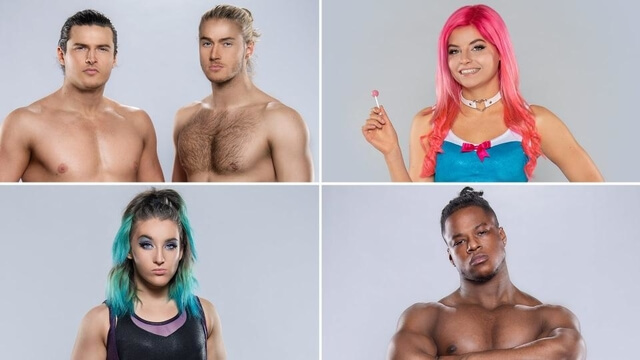 WWE Signs 5 New Talents for NXT UK