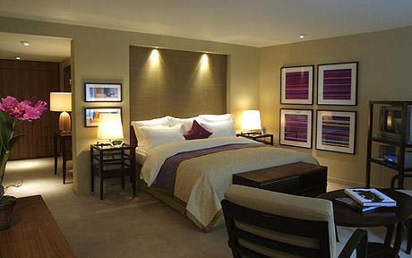 Hotel Room Interiors - Home Design