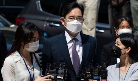 Samsung Electronics Vice Chairman Jay Y. Lee, convicted of bribery
