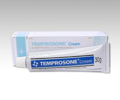 Kem bôi da Temprosone (Temprosone cream) 30 g