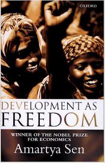 Development as Freedom - Amartya Sen encywiki