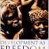 """Quotes from Books"" : Development as Freedom - Amartya Sen"