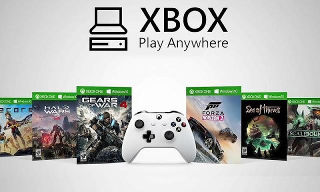 Play Anywhere se apresenta como o futuro das plataformas da Microsoft. A iniciativa da gigante americana é garantir a disponibilidade de seus jogos.
