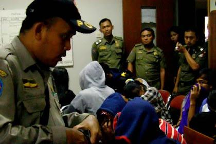 Usai UN, Siswa-Siswi di Kendal Kepergok Satpol PP Sedang M*madu Kasih Di Hotel