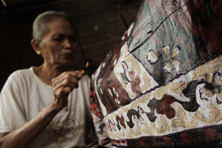 China Klaim Batik sebagai Seni Tradisional Tiongkok, Netizen Indonesia Berang