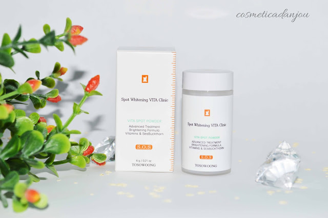 Tosowoong Spot Whitening Vita Clinic SOS