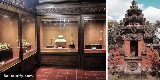 Bali Museum, Denpasar City and Tanah Lot Sunset Tour, Bali half day tours