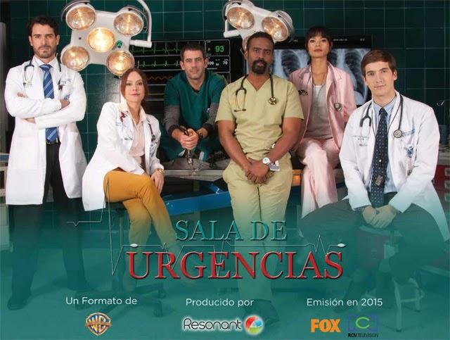 Rcn Telenovelas Sala De Urgencias ~  de la serie Sala de Urgencias , la adaptación colombiana de la serie