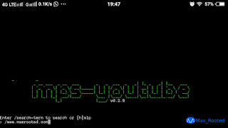 Cara Memutar Video Youtube dan MP3 di Termux Android
