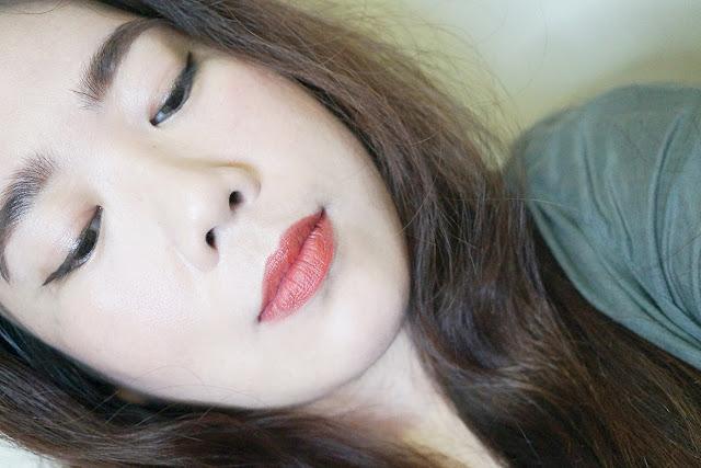 MAC Powder Kiss Lipstick in Devoted to Chili