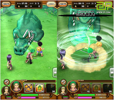 One Piece Thousand Storm v1.9.3 Apk for Android Terbaru