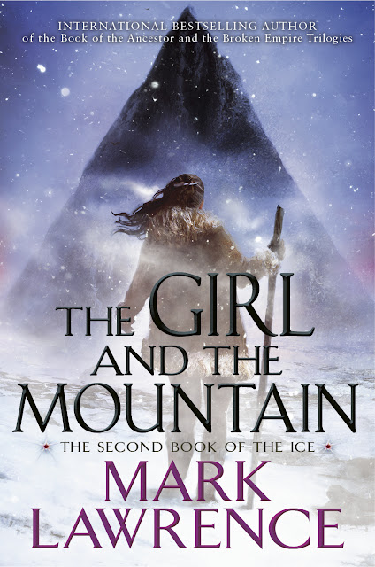 The Girl And The Mountain - US cover reveal!