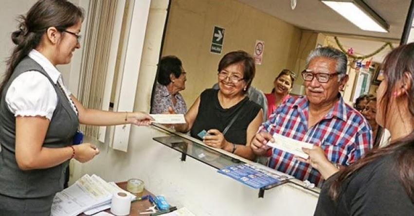 PAGO DEUDA SOCIAL 2020: A partir de la quincena de octubre depositarán en las cuentas de más de 6 mil beneficiarios en la región Arequipa