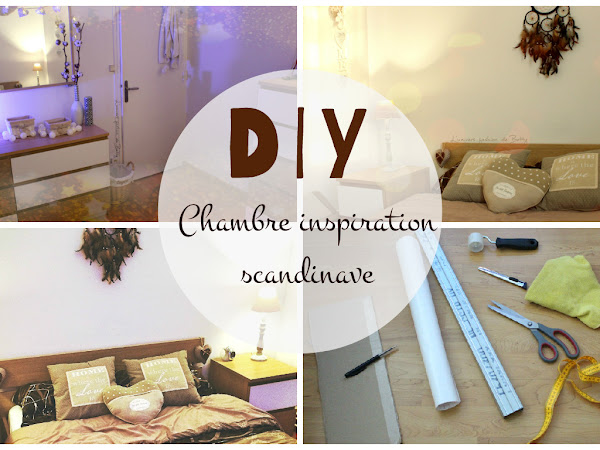 DIY - Une chambre inspiration scandinave