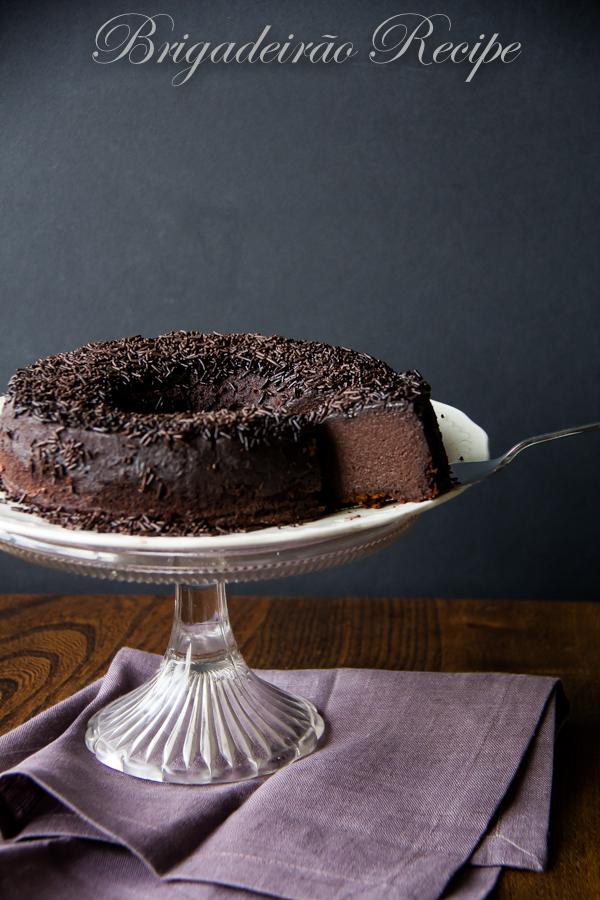 Brazilian Chilli Chocolate Cake