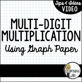 Learning Lab: Bright Idea: Using Graph Paper as a Math