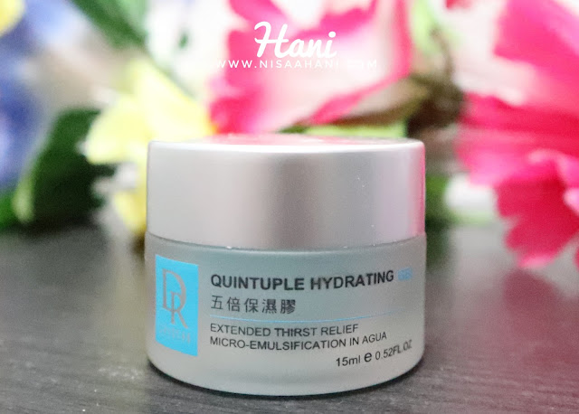 Dr. Hsieh Quintuple Hydrating Gel