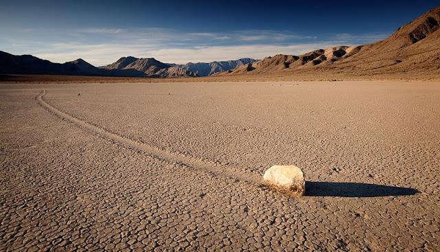 Sobre o Parque Nacional do Vale da Morte na Califórnia