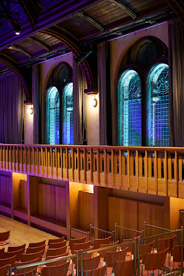 The Howard Assembly Room (Photo Justin Slee)
