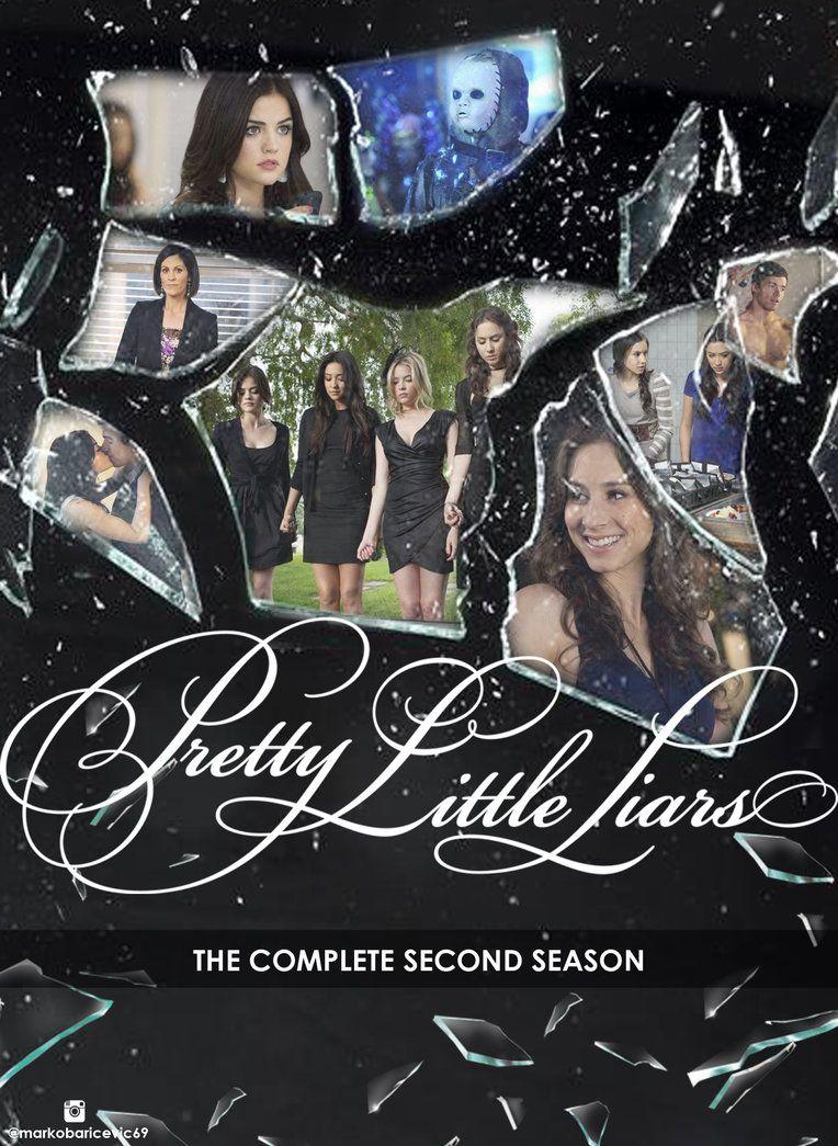 Pretty Little Liars Temporada 2 Dual Español Latino/Ingles