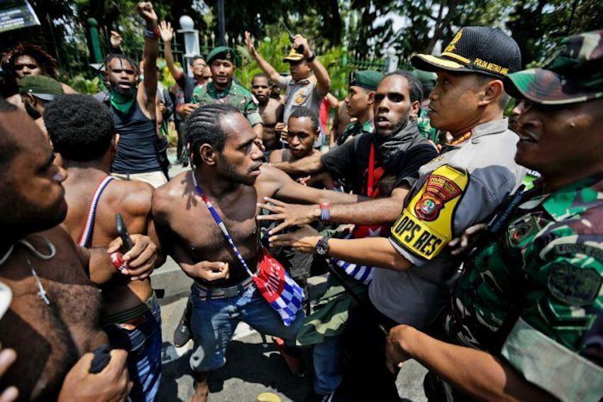 'Papua Barat', Konflik Paling Mematikan di Kawasan Oceania