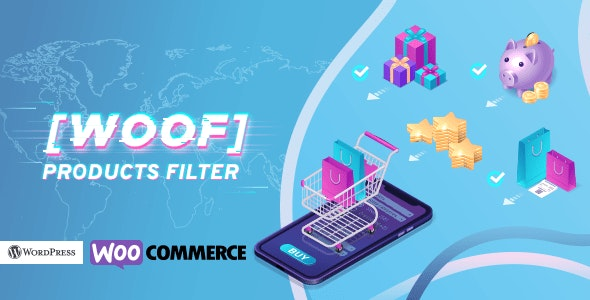 WOOF v2.2.5.1 - WooCommerce Products Filter