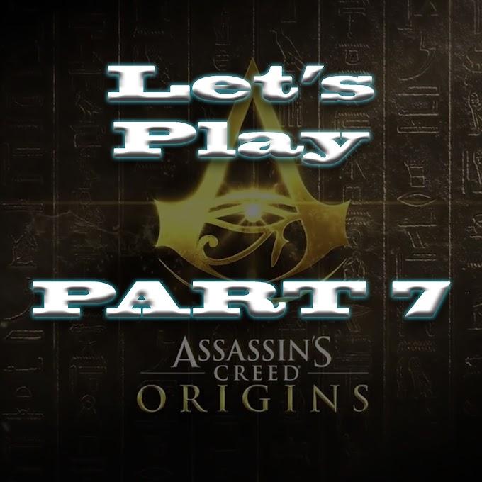 Tech Boy plays Assassin's Creed Origins P7