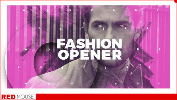 Videohive - Fashion Opener - 22122483