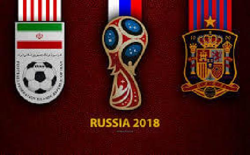 اسبانيا تنتصر على إيران ليتأجل حسم المتأهلين إلى الجولة الخيرة والحاسمة.