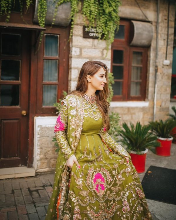 Pakistani Celebrities Shinning Movements from a Wedding Event