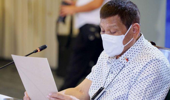 Duterte announces new quarantine classification for December