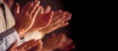 Salma de palmas ou Salva de palmas