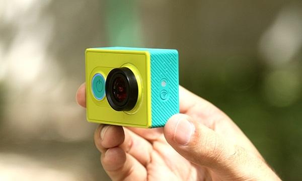 xiaomi yi action camera 2k review