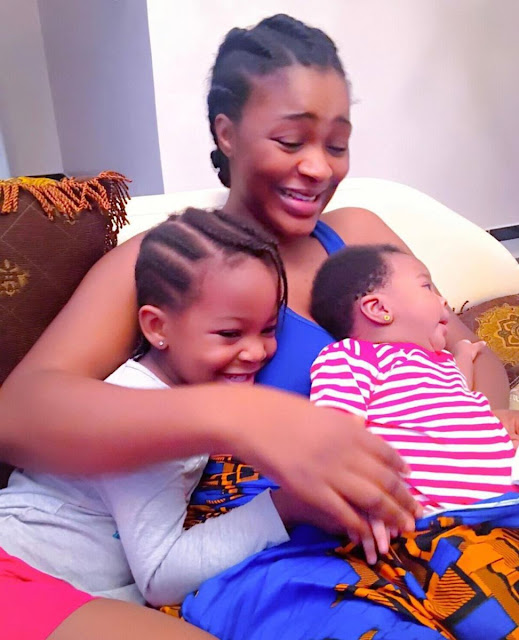 Actress Chacha Eke Faani shares parenting tips