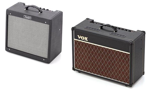 Amplificadores a Válvulas más Populares para Guitarra Eléctrica